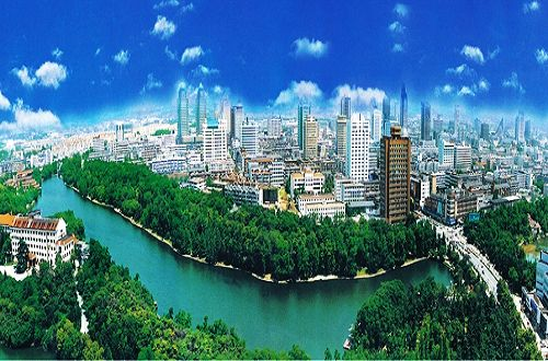 Anhui, one of the 'Top 10 provincial regions with highest GDP quality' by China.org.cn.