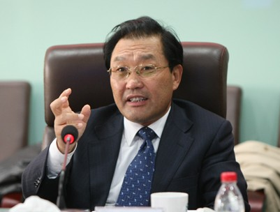 Yang Mingsheng has been appointed chairman of China Life Insurance (Group) Co. [File photo]