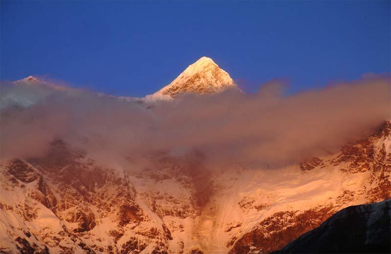 Namcha Barwa. (Photo: xinhuanet.com)