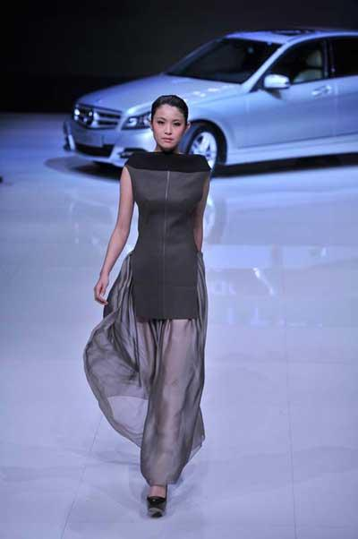 Top Chinese Fashion Designers China Fashion Week A W