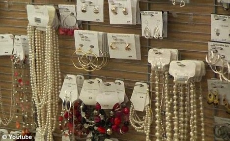 Scientists have found high levels of toxic metals in cheap high street jewellery targeted at children that have dangerous health implications. [Agencies]