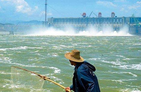 The Xiaonanhai dam. [File photo]