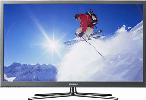 Samsung,one of the 'Top 10 most popular TV set brands in China 2011' by China.org.cn.