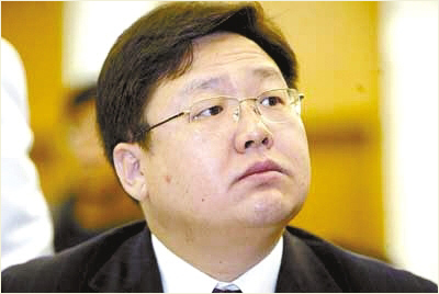 Xu Ming, chairman of privately owned chemical business Dalian Shide Group. [File photo]