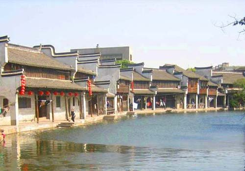 Huzhou, one of the 'Top 20 wealthiest cities in China' by China.org.cn.