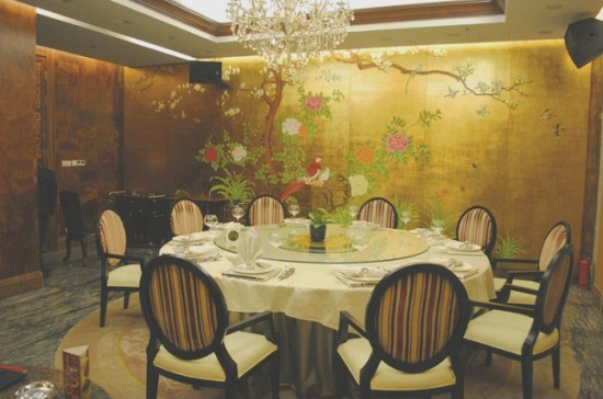 Chao Tai Xuan, one of the 'Top 50 restaurants in China 2011' by China.org.cn