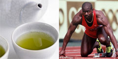Green tea tightens doping tests