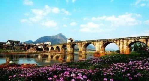 Yanshan County, Jiangxi, one of the 'top 10 ancient cities: China's best kept secret' by China.org.cn.