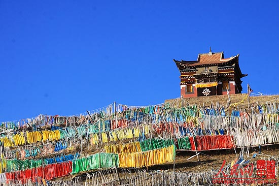 Tangke, located in northwestern plateau of Sichuan province, is the administrative name of Ngawa Tibetan and Qiang Autonomous Prefecture.