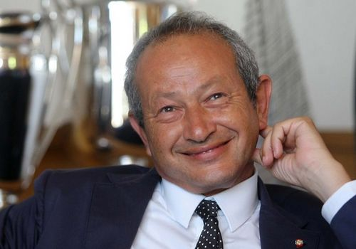 Naguib Sawiris, one of the 'Top 16 richest politicians in the world' by China.org.cn.