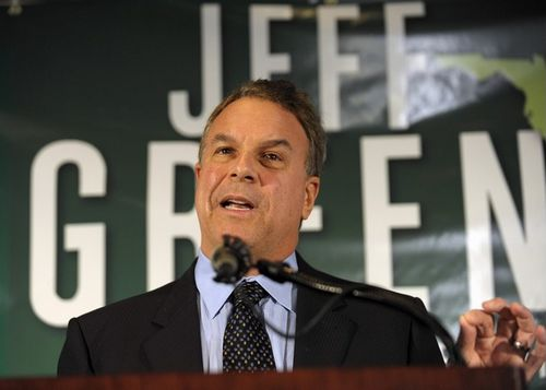 Jeff Greene, one of the 'Top 16 richest politicians in the world' by China.org.cn.