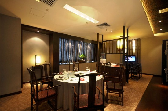 Top hexing restaurant, one of the 'Top 50 restaurants in China 2011' by China.org.cn