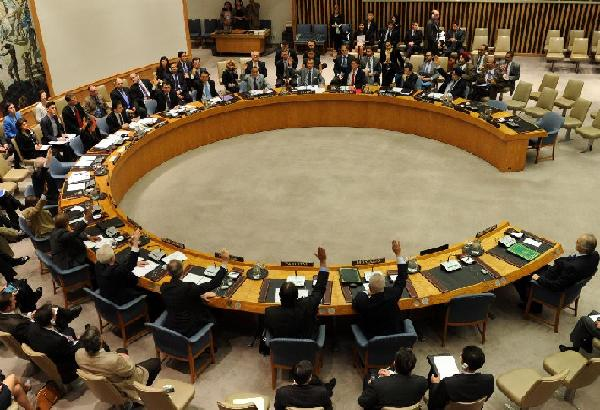 US-NEW YORK-UN-SECURITY COUNCIL-SYRIA-VOTE