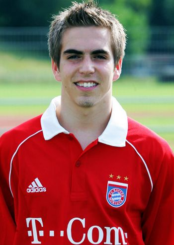 Phillip Lahm, one of the 'Top 20 highest-paid football players 2012' by China.org.cn.