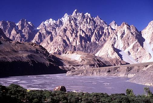 Karakoram Range. [File photo]