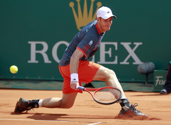 Murray eases through in Monte Carlo