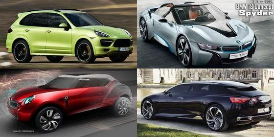 Top 15 global debuts at Beijing Auto Show
