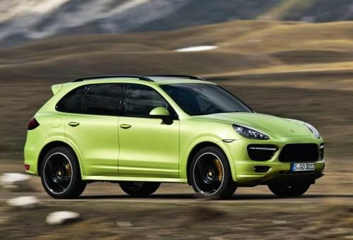 Porsche Cayenne GTS, one of the 'Top 15 global debuts at Beijing Auto Show' by China.org.cn.