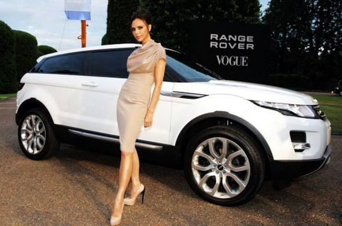 Range Rover Evoque Victoria Beckham Edition, one of the 'Top 15 global debuts at Beijing Auto Show' by China.org.cn.