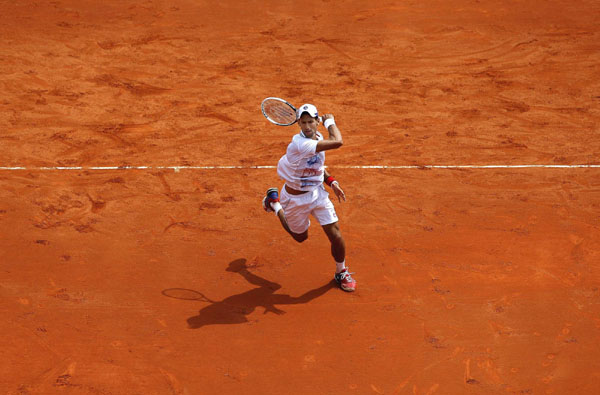 Djokovic, Nadal make Monte Carlo third round