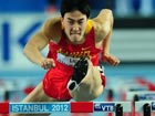 Liu Xiang strives for comeback at London Olympics