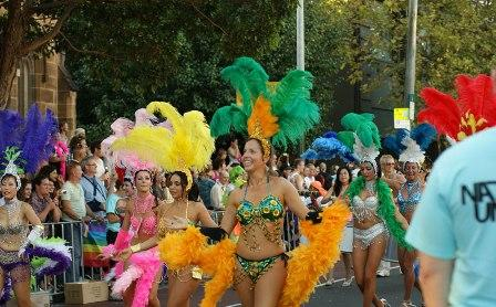 Mardi Gras Carnival, New Orleans, USA, one of the 'top 10 carnivals in the world' by China.org.cn.