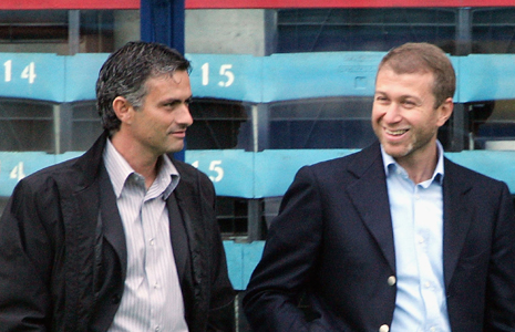 Abramovich wants Mourinho back at Chelsea?