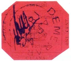 British Guiana 1 Cent Magenta, one of the 'top 13 most valuable postage stamps in the world' by China.org.cn.