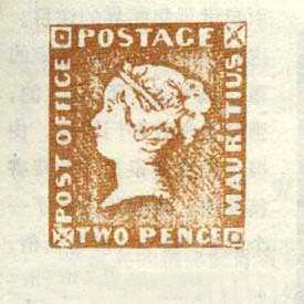 Post Office Mauritius, one of the 'top 13 most valuable postage stamps in the world' by China.org.cn.