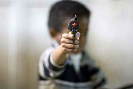 An angry four-year-old Saudi boy shot and killed his father for refusing to buy him a PlayStation. [Agencies]