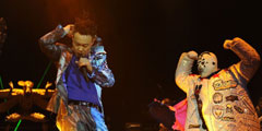 Eason Chan makes history in London