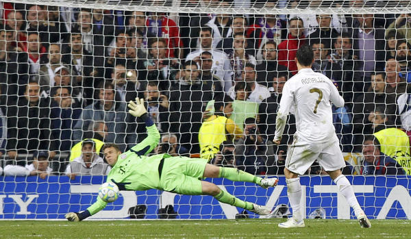 Image result for cristiano ronaldo taking a penalty