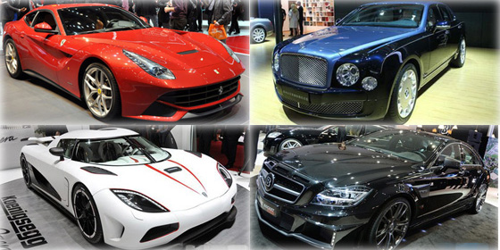 Top 10 most expensive cars at Beijing Auto Show