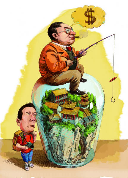Song Chen / For China Daily