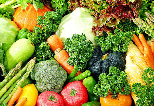 The new study found that when fruits and vegetables are within arm's reach, students are more likely to eat them.