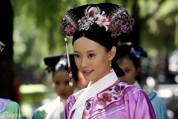 The 76-episode drama series 'Legend of Zhen Huan' (甄嬛传) has had sweeping popularity in the Chinese mainland over the past months.