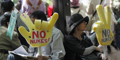 Japan switches off last nuclear plant