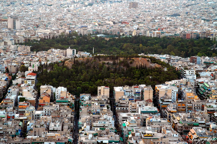 Beautiful cityscape of Athens - China.org.cn