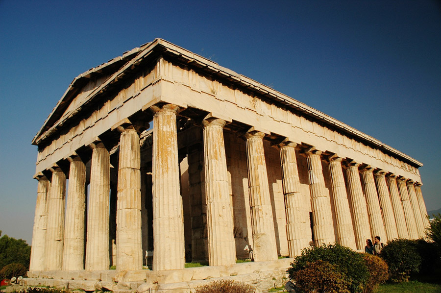 Architecture Of Greece: The Architecture Of Ancient Greece