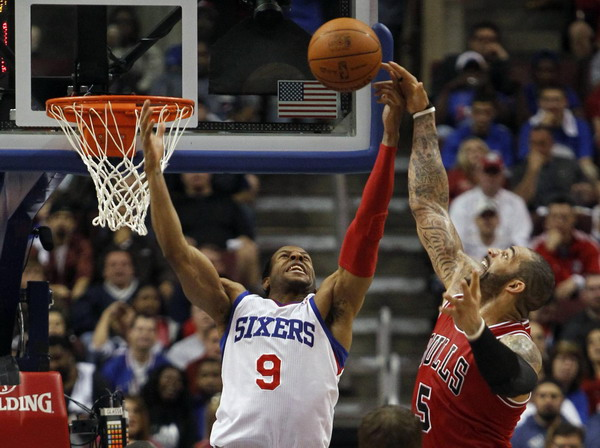 76ers win, close in on series victory over Bulls