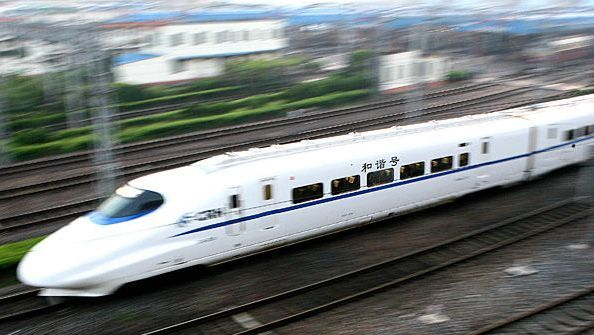 Ticket prices for business and parlor seats between Shanghai-Nanjing and Shanghai-Hangzhou have been cut by up to 30 percent. [File photo]