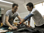 Two Hong Kong designers create goods out of waste