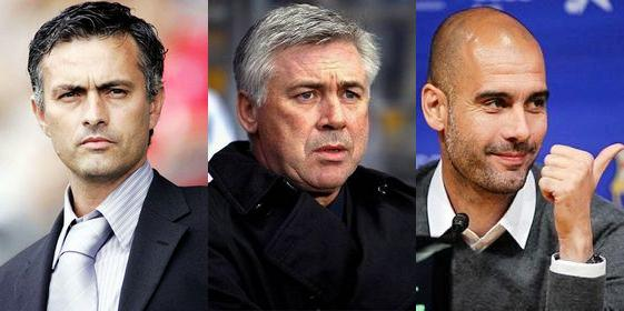 Top 10 highest-paid soccer managers of 2012