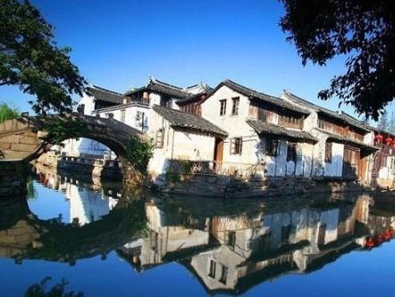 Zhouzhuang, one of the 'top 10 attractions in Jiangsu, China' by China.org.cn.