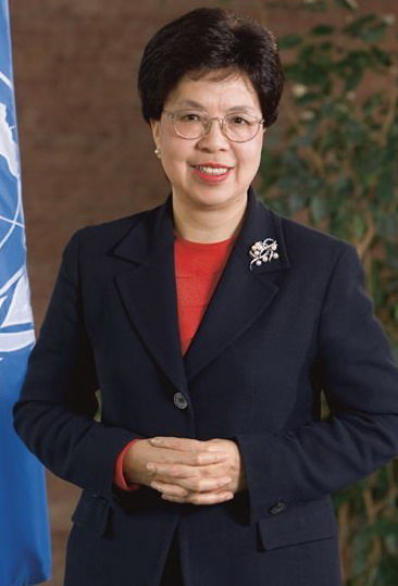 Margaret Chan. [ File photo ]