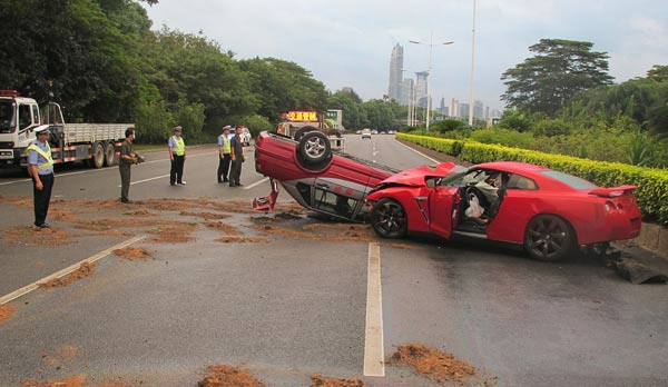 Suspect Was Behind The Wheel China Org Cn