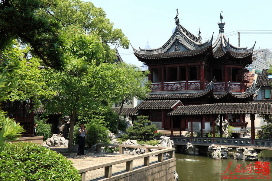 Yu Garden in Shanghai - China.org.cn