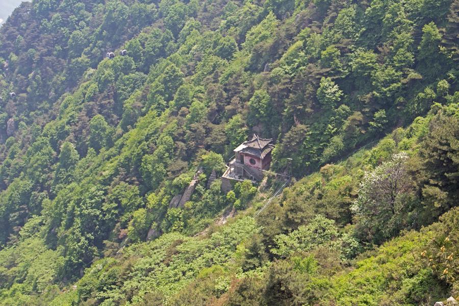 Taishan Mountain in Shandong