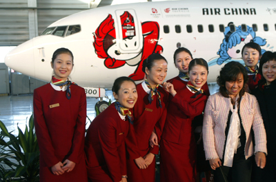Airlines Seek Foreign Cabin Crew China Org Cn