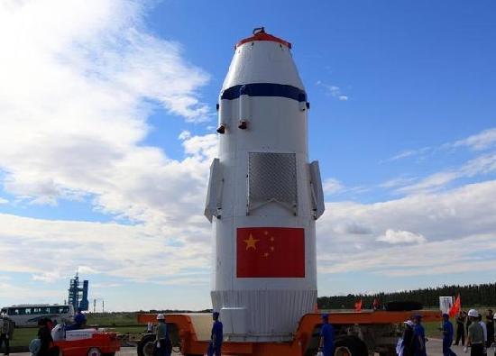The Shenzhou-9 manned spacecraft will be launched sometime in mid-June to perform the first manned space docking mission with the orbiting Tiangong-1 space lab module.[ Photo / Xinhua ]